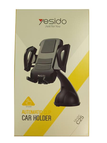 تصویر از هولدر ماشین یسیدو