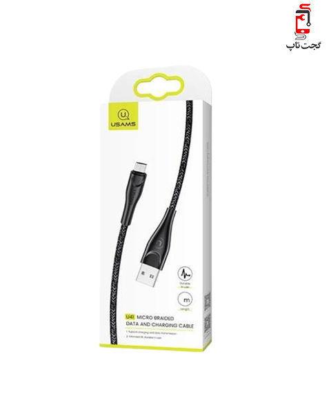 تصویر از کابل تبدیل USB به USB-C یوسمز مدل U41 US-SJ392 طول 1 متر